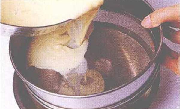 烘焙入门烘焙食谱之总制作:制作步骤6