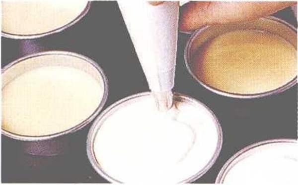 烘焙入门烘焙食谱之总制作:制作步骤7