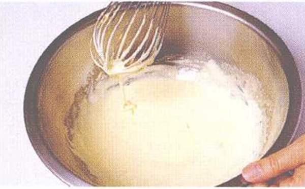 烘焙入门烘焙食谱之蛋糕面糊:制作步骤1