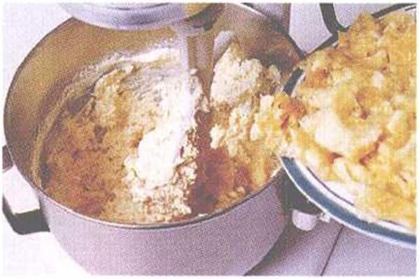烘焙入门烘焙食谱之麦香核桃香蕉蛋糕制作步骤6