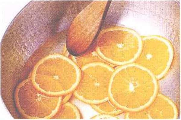 烘焙入门烘焙食谱之香橙蛋糕制作步骤6