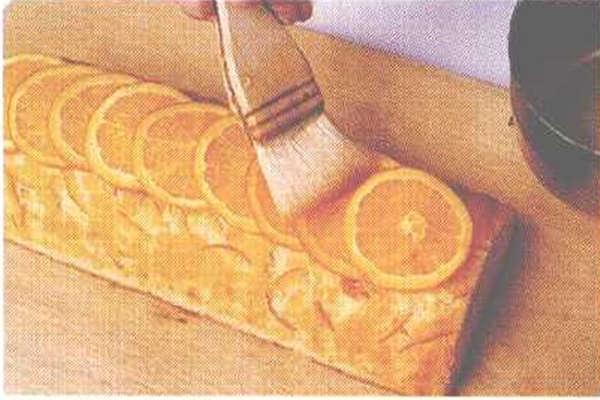烘焙入门烘焙食谱之香橙蛋糕制作步骤7