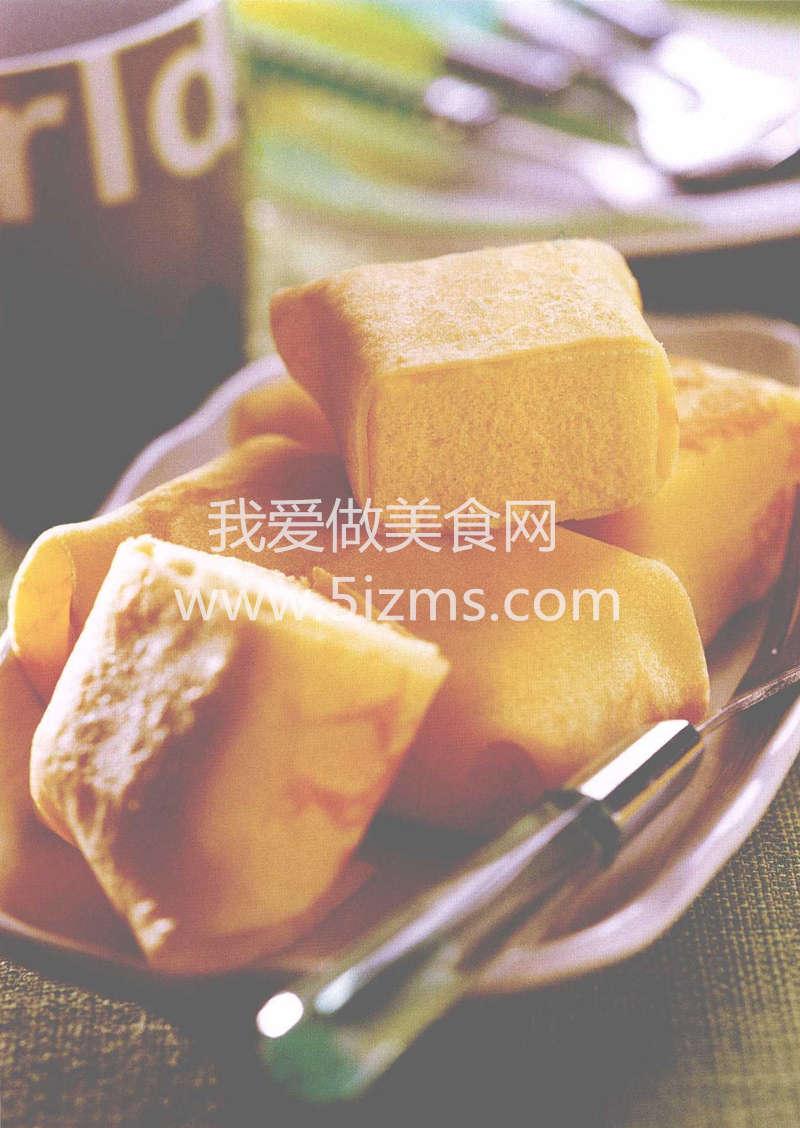烘焙食谱之黄金蛋糕和薄饼