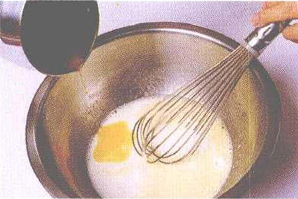 烘焙入门烘焙食谱之黄金蛋糕:制作步骤1