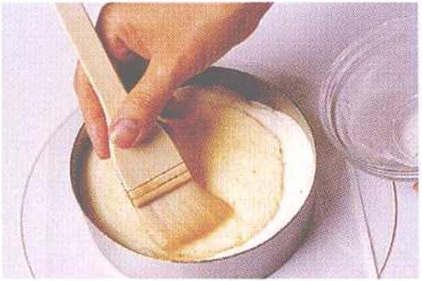 烘焙入门烘焙食谱之奶香水果慕斯制作制作步骤8