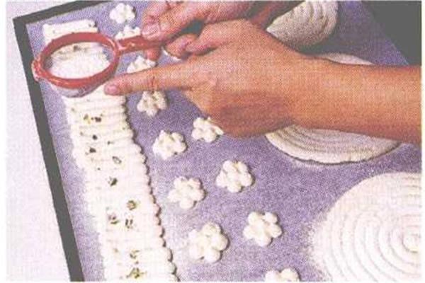 烘焙入门烘焙食谱之手指饼干制作方法制作步骤5