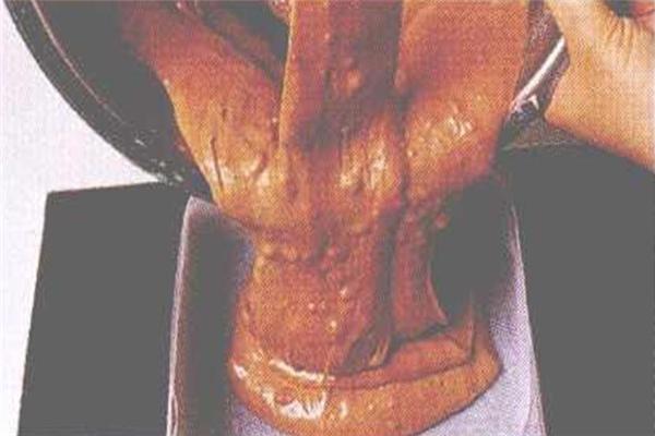 烘焙入门烘焙食谱之布朗尼蛋糕的制作方法制作步骤4