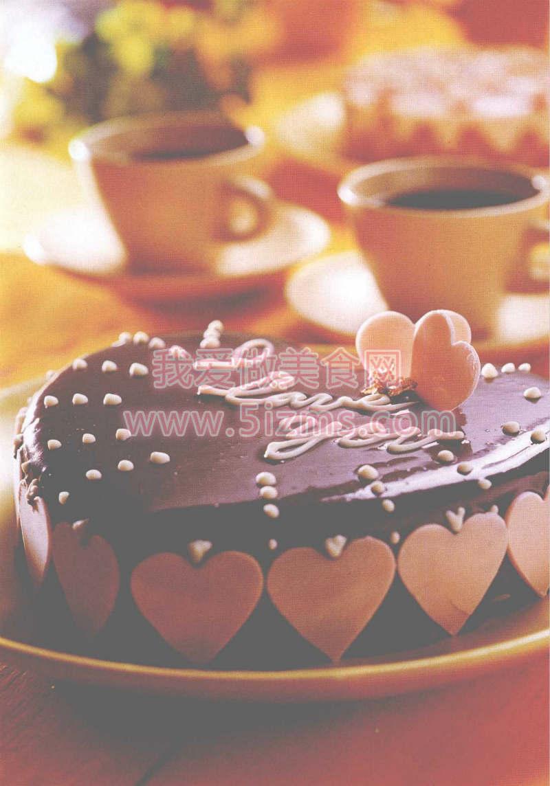 烘焙入门烘焙食谱之巧克力慕斯