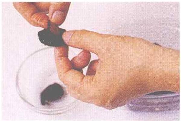 烘焙入门烘焙食谱之黑莓奶酪蛋糕制作步骤1