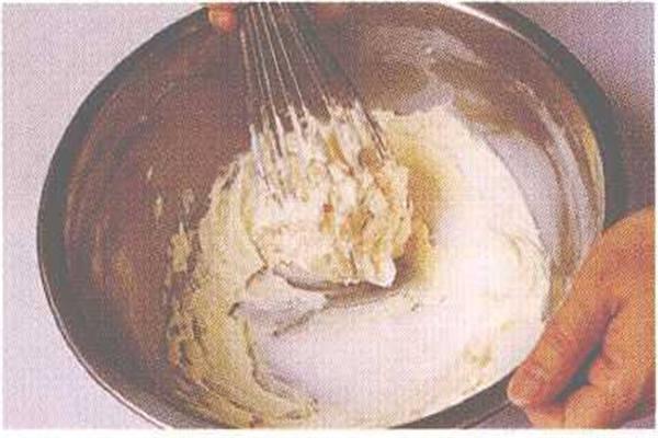 烘焙入门烘焙食谱之红茶蓝莓奶酪蛋糕制作步骤1