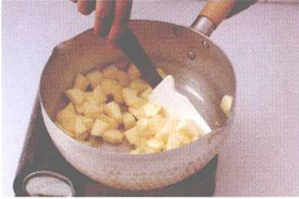 烘焙入门烘焙食谱之苹果处理方法制作步骤1