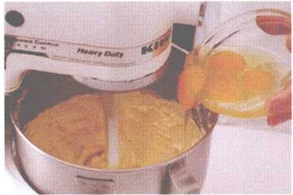 烘焙入门烘焙食谱之制作方法制作步骤2