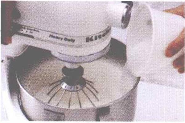 烘焙入门烘焙食谱之蛋糕体制作方法制作步骤4