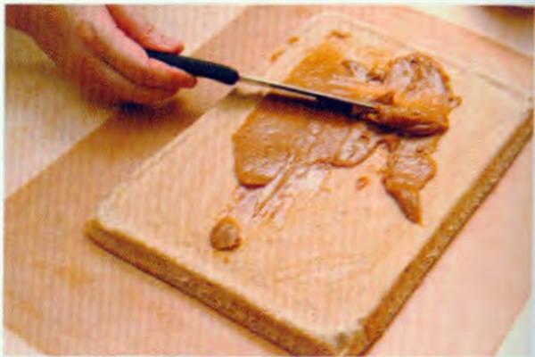 烘焙入门烘焙食谱之咖啡蛋糕卷制作步骤13