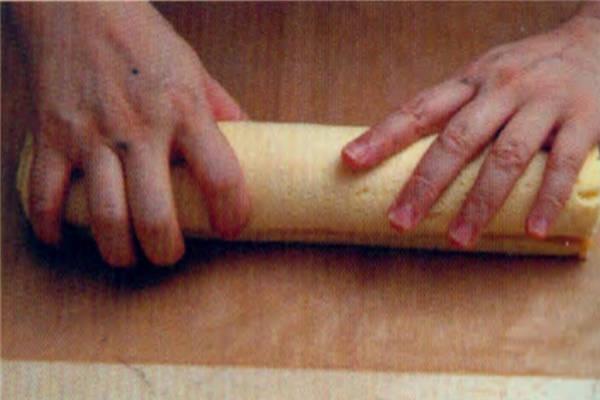 烘焙入门烘焙食谱之制作方法制作步骤9