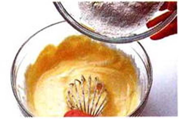 烘焙入门烘焙食谱之制作面糊制作步骤11