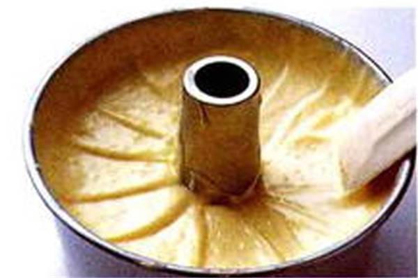 烘焙入门烘焙食谱之烤焙面糊制作步骤2