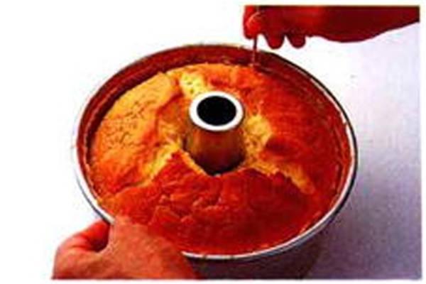 烘焙入门烘焙食谱之烤焙面糊制作步骤4