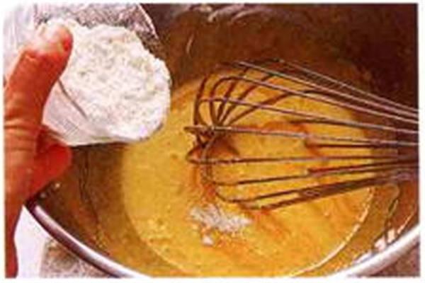烘焙入门烘焙食谱之附:豆浆蛋糊制作方法制作步骤2