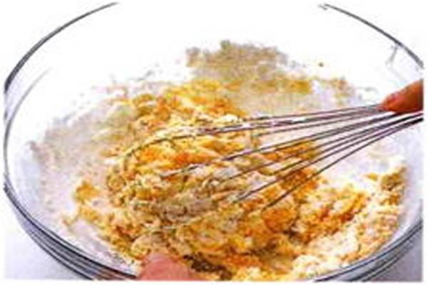 烘焙入门烘焙食谱之制作面糊制作步骤6