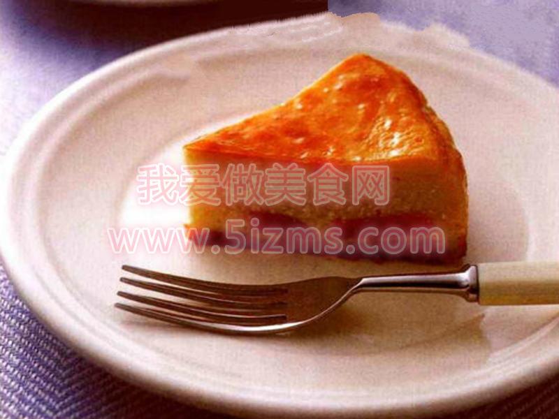 烘焙食谱之豆腐芝士蛋糕
