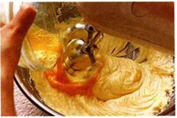 烘焙入门烘焙食谱之制作奶酪面糊制作步骤2