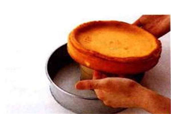 烘焙入门烘焙食谱之灌模、烤焙制作步骤2