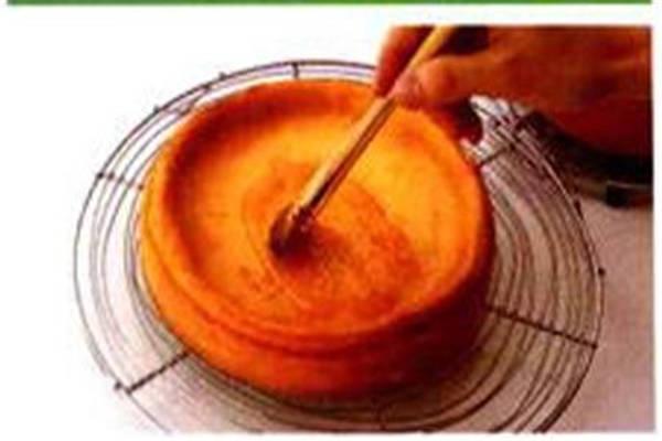 烘焙入门烘焙食谱之后期加工制作步骤1
