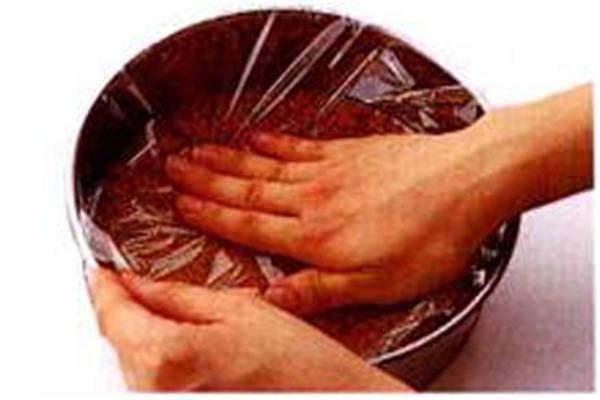 烘焙入门烘焙食谱之制作台面制作步骤1