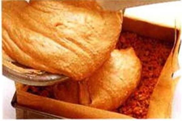 烘焙入门烘焙食谱之冷却凝固制作步骤1