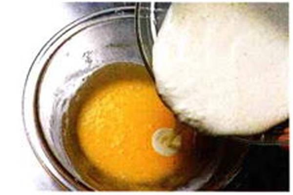烘焙入门烘焙食谱之制作面糊制作步骤5