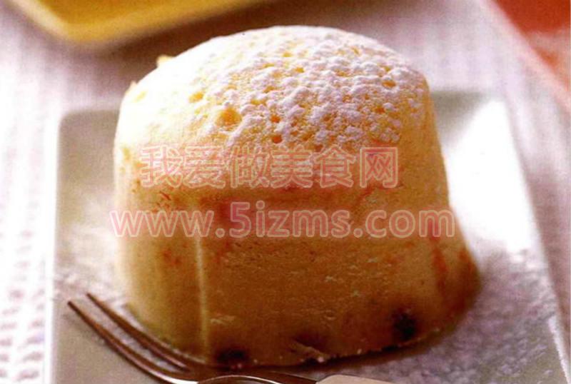 烘焙入门烘焙食谱之蛋奶酥芝士蛋糕