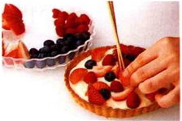 烘焙入门烘焙食谱之制作蛋奶酥皮制作步骤6