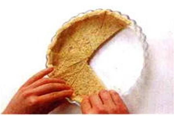 烘焙入门烘焙食谱之制作挞面团制作步骤2