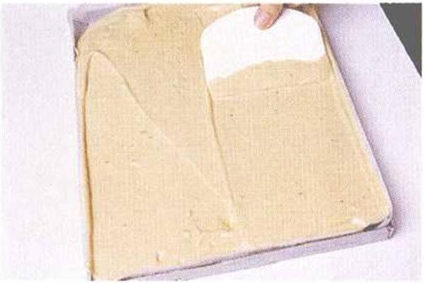 烘焙入门烘焙食谱之咖啡蛋糕制作:制作步骤5