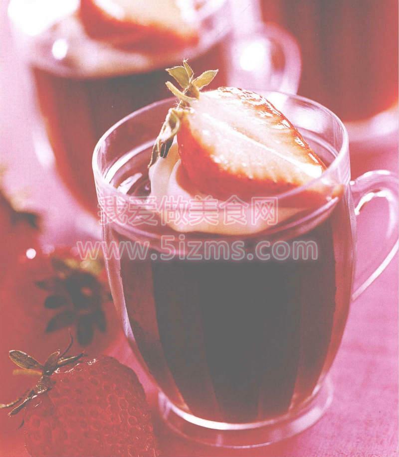 烘焙入门烘焙食谱之咖啡果冻