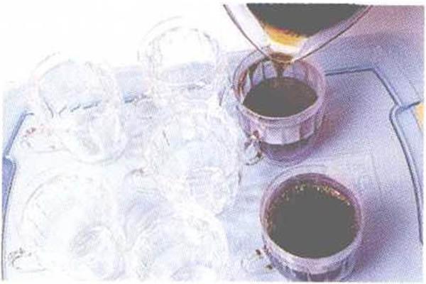 烘焙入门烘焙食谱之咖啡果冻制作步骤4