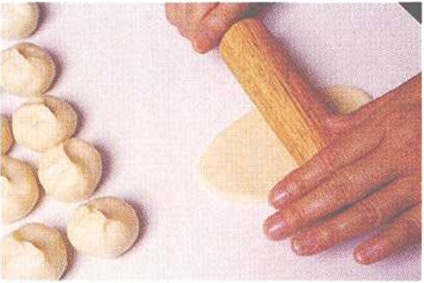 烘焙入门烘焙食谱之制作方法制作步骤3