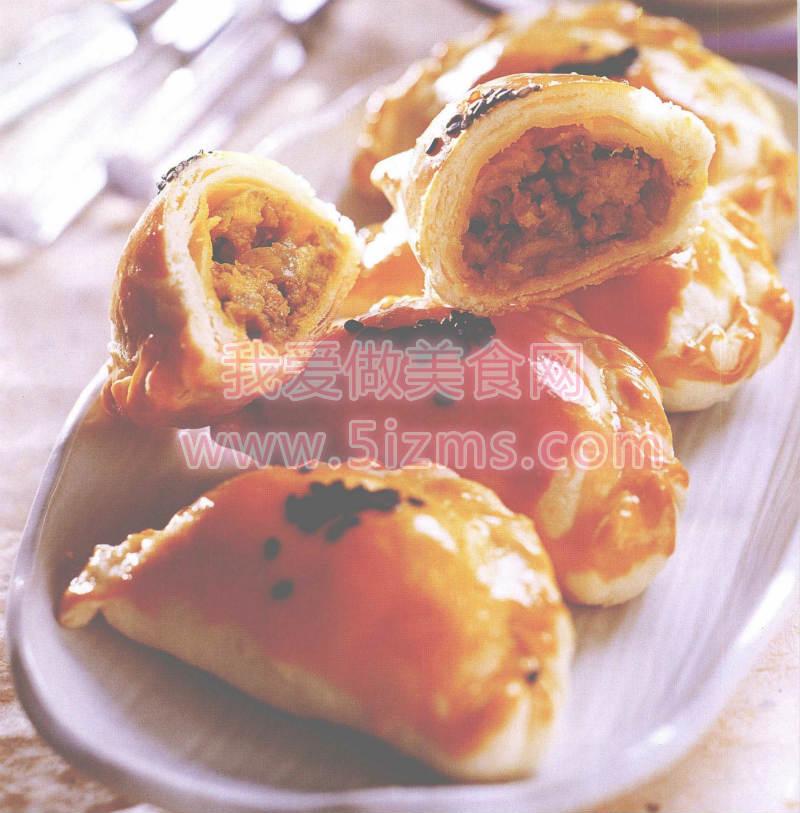 烘焙入门烘焙食谱之咖喱饺