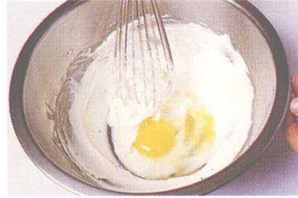 烘焙入门烘焙食谱之凤梨酥制作步骤1