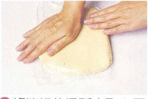 烘焙入门烘焙食谱之凤梨酥制作步骤3