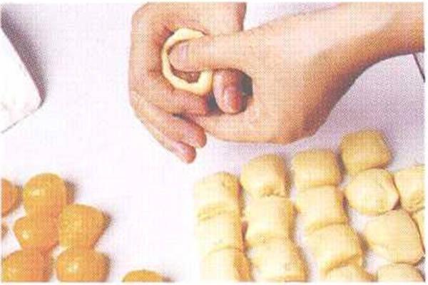 烘焙入门烘焙食谱之凤梨酥制作步骤5