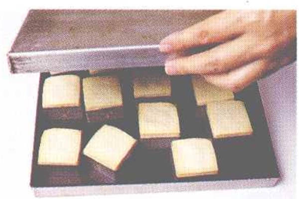 烘焙入门烘焙食谱之凤梨酥制作步骤7