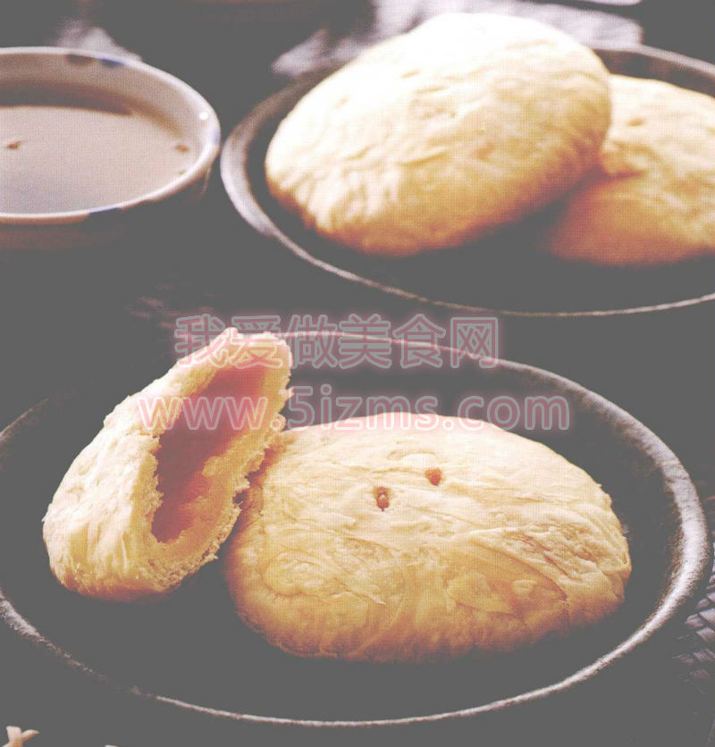 烘焙入门烘焙食谱之奶油酥饼
