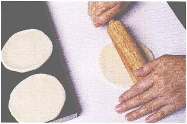 烘焙入门烘焙食谱之组合制作制作步骤3
