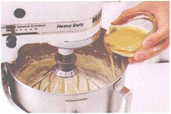 烘焙入门烘焙食谱之铜锣烧制作步骤2