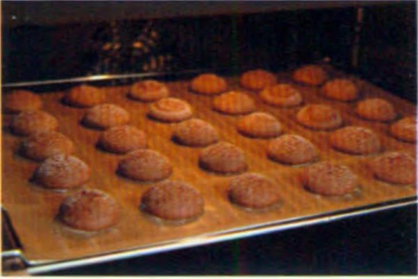 烘焙入门烘焙食谱之蛋黄小西饼制作方法制作步骤8