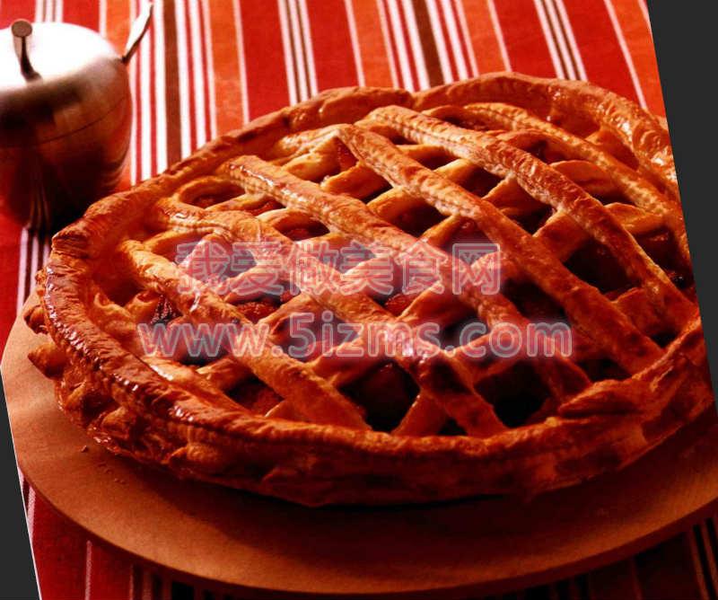 烘焙食谱之苹果派