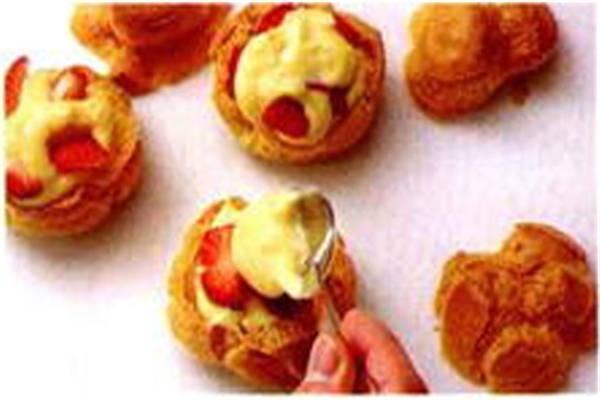 烘焙入门烘焙食谱之制作酸奶蛋糊制作步骤4