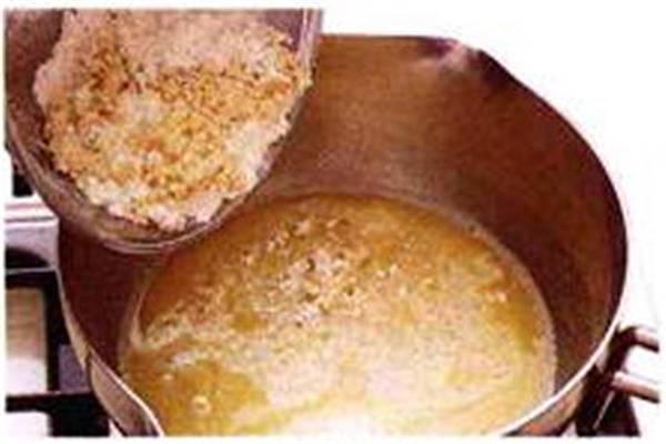烘焙入门烘焙食谱之制作面糊制作步骤1